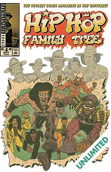 Hip Hop Family Tree #4