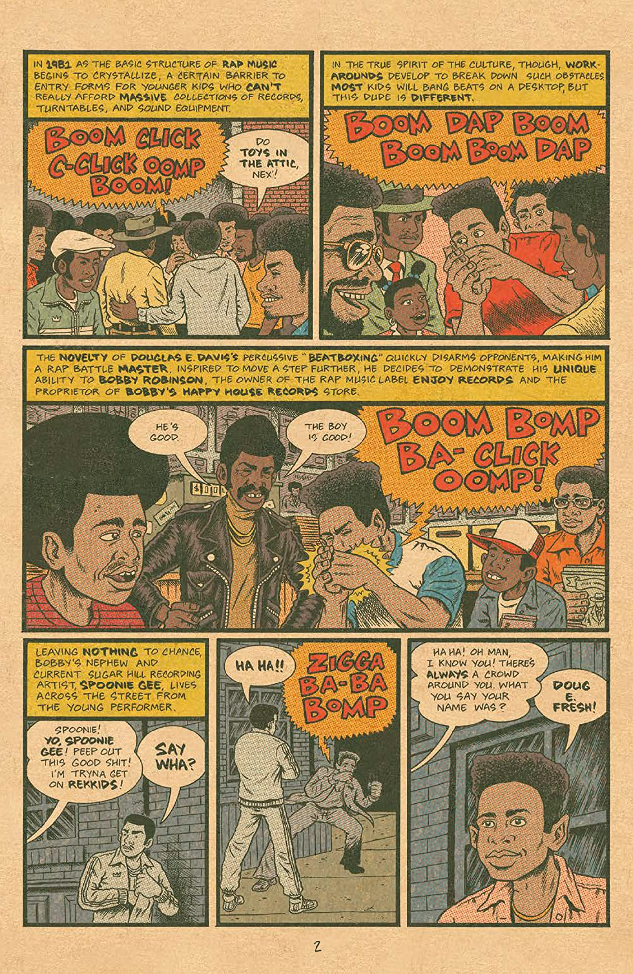 Hip Hop Family Tree #5