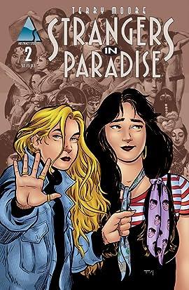 Strangers in Paradise Vol. 3 #2