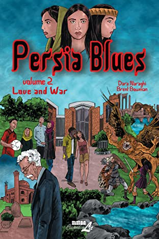 Persia Blues Vol. 2