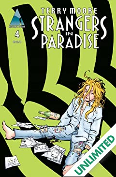 Strangers in Paradise Vol. 3 #4