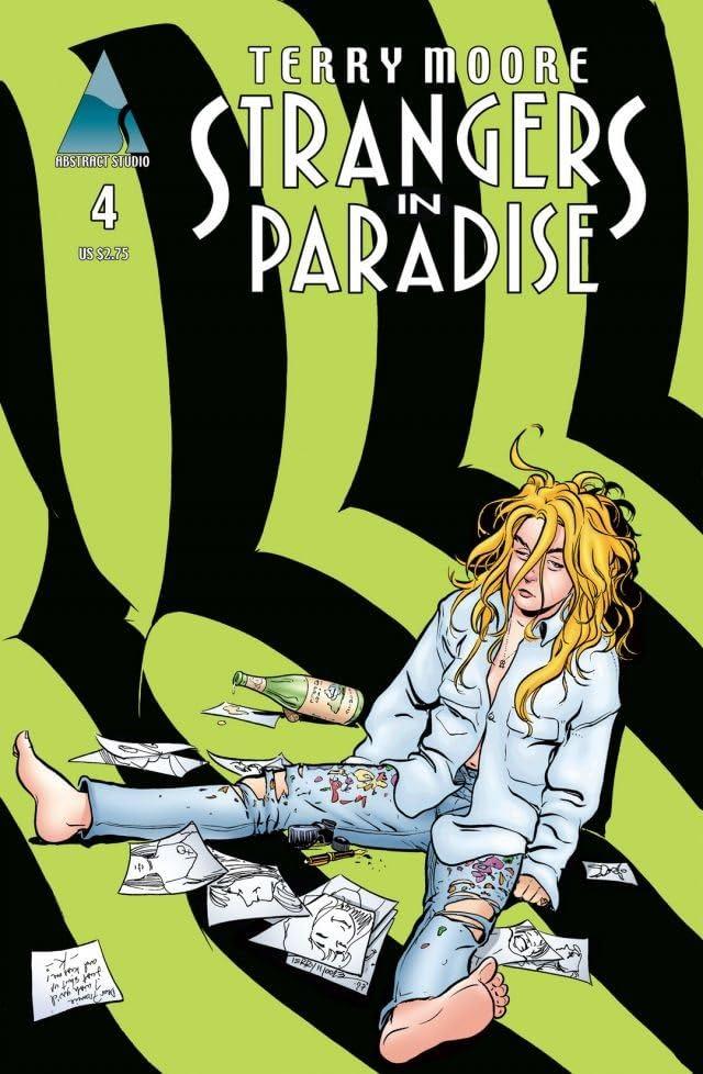 Strangers in Paradise Vol. 3 #4