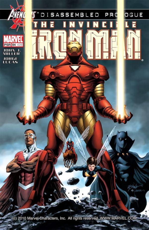 Iron Man (1998-2004) #84