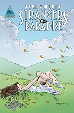 Strangers in Paradise Vol. 3 #6