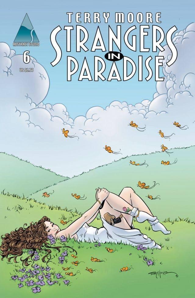 Strangers in Paradise Vol. 3 #6
