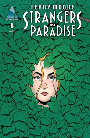 Strangers in Paradise Vol. 3 #8