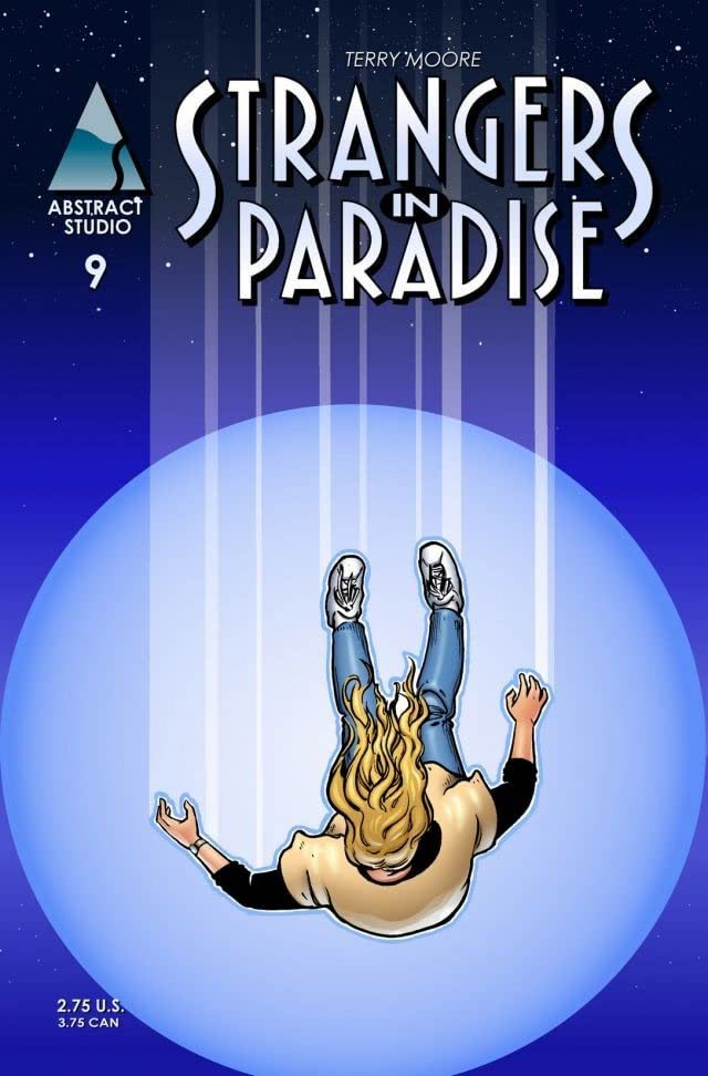 Strangers in Paradise Vol. 3 #9