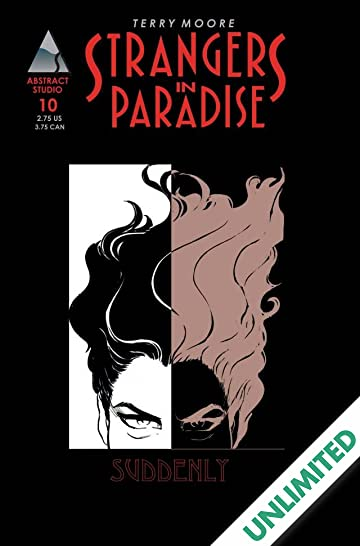 Strangers in Paradise Vol. 3 #10