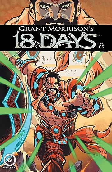 Grant Morrison's 18 Days #6