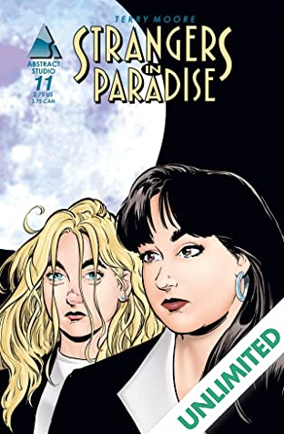 Strangers in Paradise Vol. 3 #11