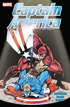 Captain America by Dan Jurgens Tome 2