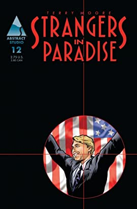 Strangers in Paradise Vol. 3 #12