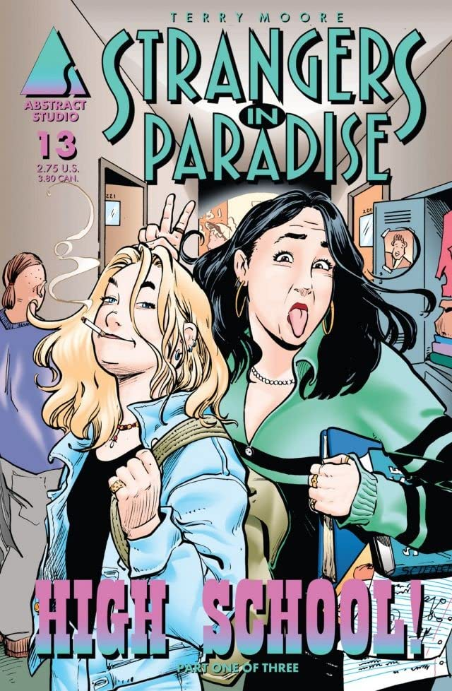 Strangers in Paradise Vol. 3 #13