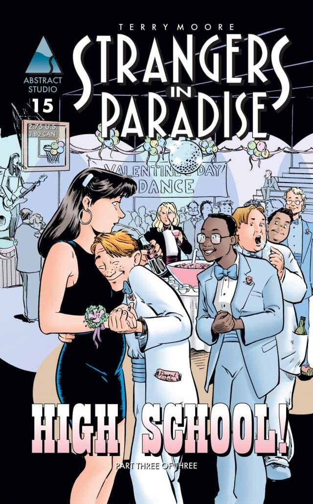 Strangers in Paradise Vol. 3 #15