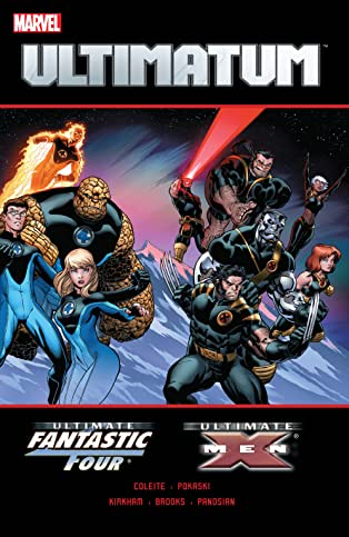 Ultimatum: X-Men/Fantastic Four