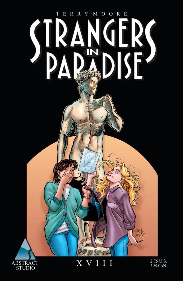 Strangers in Paradise Vol. 3 #18