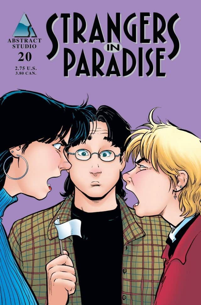 Strangers in Paradise Vol. 3 #20