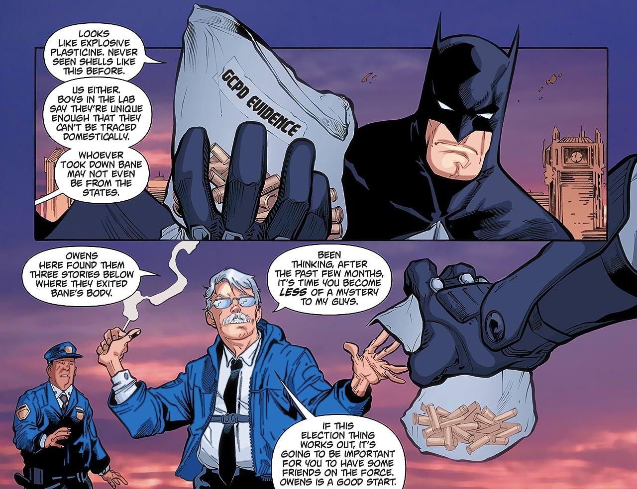 Batman: Arkham Knight (2015-2016) #39