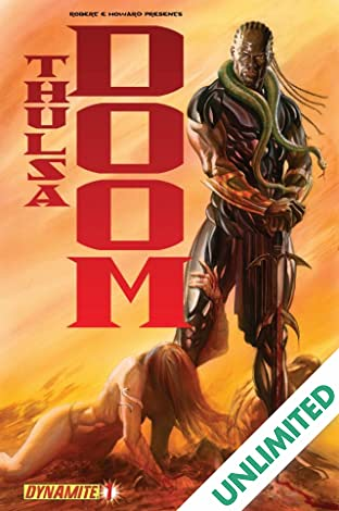 Robert E. Howard's Thulsa Doom #1