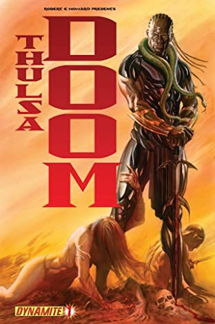 Red Sonja Presents Thulsa Doom #1