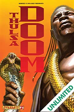 Robert E. Howard's Thulsa Doom #2