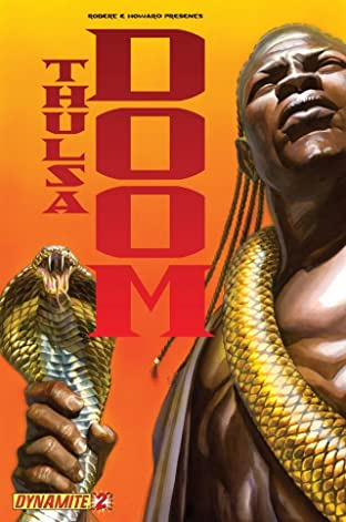 Red Sonja Presents Thulsa Doom #2