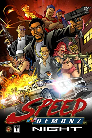 Speed Demonz Night