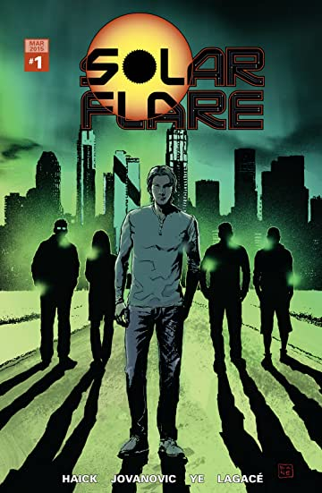 Solar Flare #1