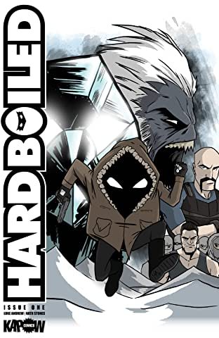 Hard Boiled #1