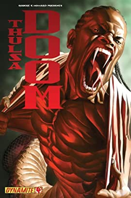 Robert E. Howard's Thulsa Doom #4