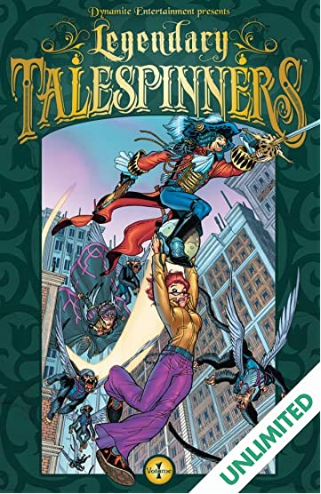 Legendary Talespinners