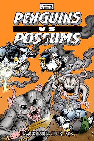 Penguins vs. Possums #6