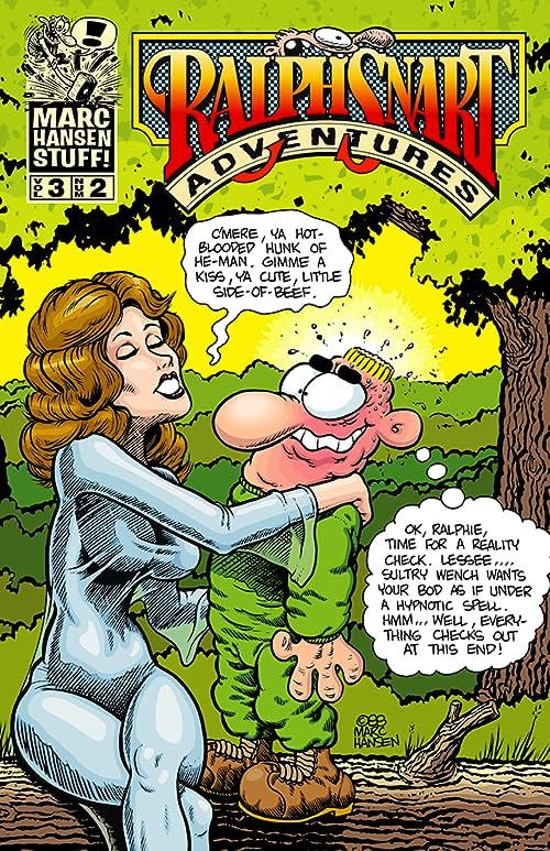 Ralph Snart Adventures Vol. 3, #2