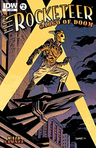 The Rocketeer: Cargo of Doom No.2 (sur 4)