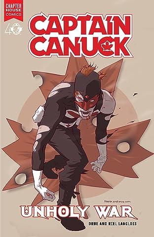 Captain Canuck: Unholy War