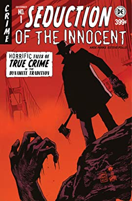 Seduction of the Innocent #1 (of 4): Digital Exclusive Edition