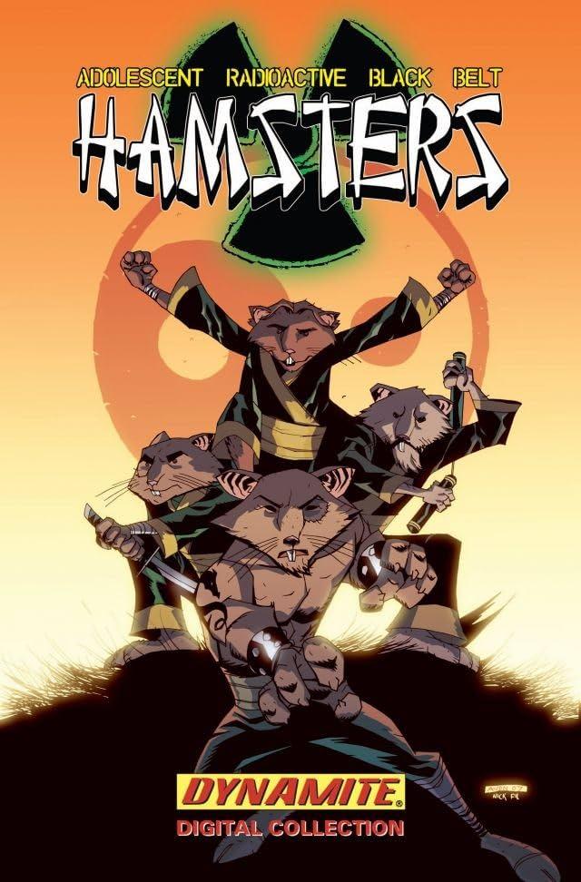 Adolescent Radioactive Black Belt Hamsters Vol. 1