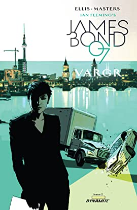 James Bond (2015-2016) #2: Digital Exclusive Edition