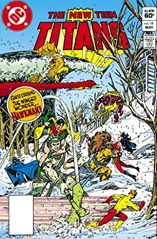 New Teen Titans (1980-1988) #19