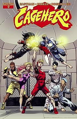 Cage Hero #2: Digital Exclusive Edition