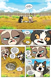 Grumpy Cat and Pokey Vol. 1 #3: Digital Exclusive Edition