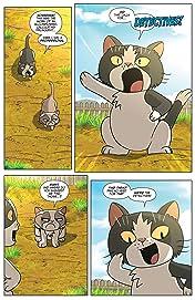 Grumpy Cat and Pokey Vol. 1 #3: Digital Exclusive Edition
