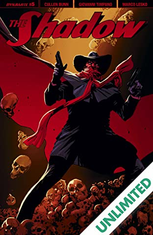 The Shadow Vol. 2 #5: Digital Exclusive Edition