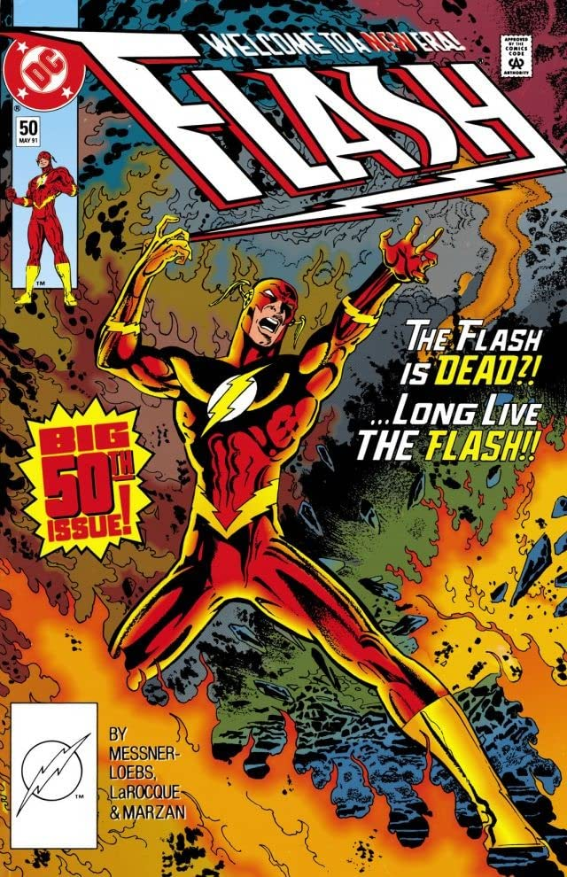 The Flash (1987-2009) #50