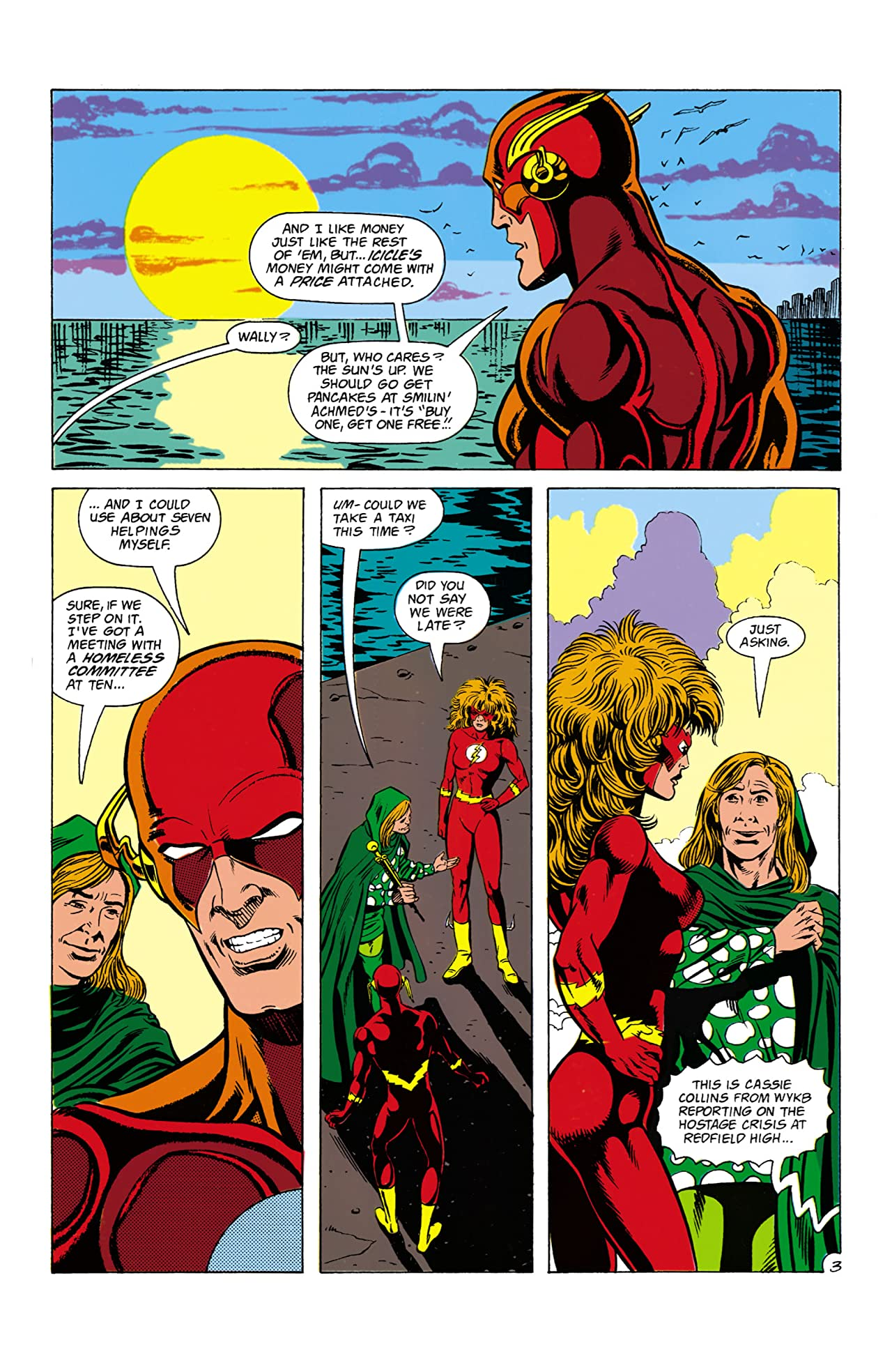 The Flash (1987-2009) #51