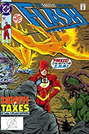 The Flash (1987-2009) #52