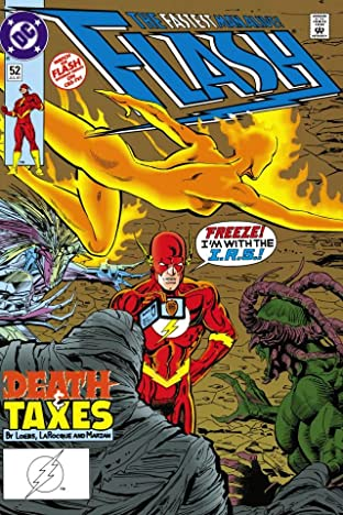 The Flash (1987-2009) #52
