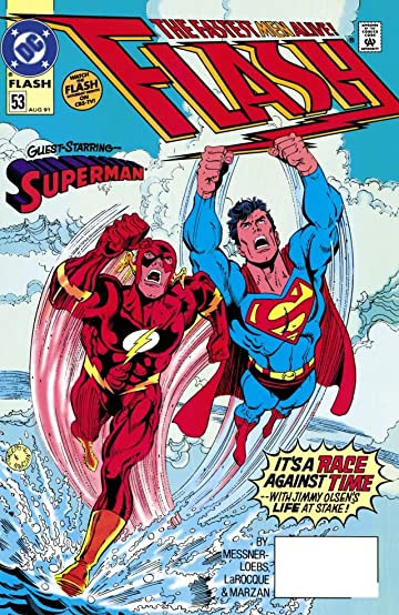 The Flash (1987-2009) #53