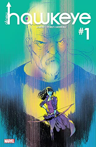 All-New Hawkeye (2015-) #1