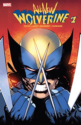 All-New Wolverine (2015-) #1